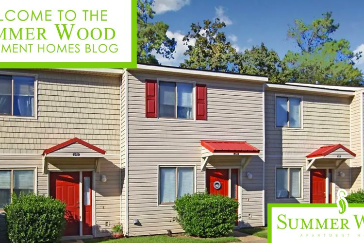 Welcome to the Summer Wood Apartment Homes Blog