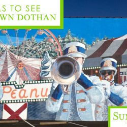 murals to see in Downtown Dothan
