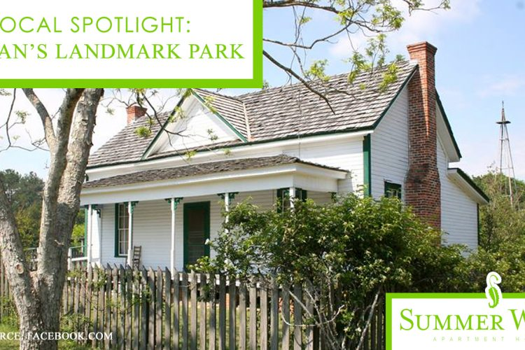 Local Spotlight: Dothan's Landmark Park