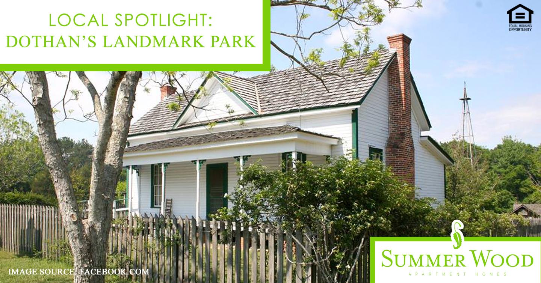 Dothan's Landmark Park