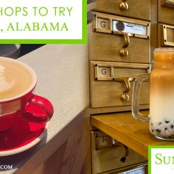Coffee Shops to Try in Dothan, Alabama
