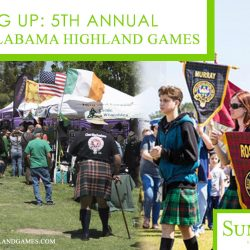 5th Annual Southeast Alabama Highland Games