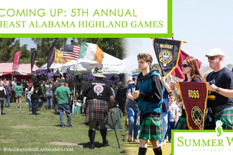 Coming Up: 5th Annual Southeast Alabama Highland Games