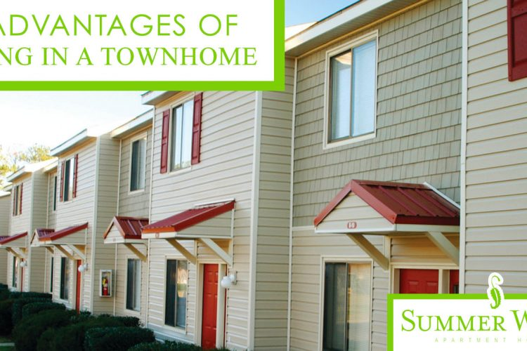 6 Advantages of Living in a Townhome