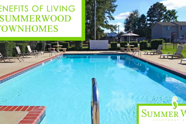 10 Benefits of Living at Summerwood Townhomes