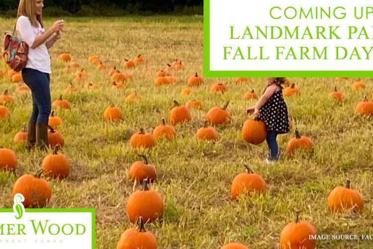 Coming Up: Landmark Park's Fall Farm Day 2020