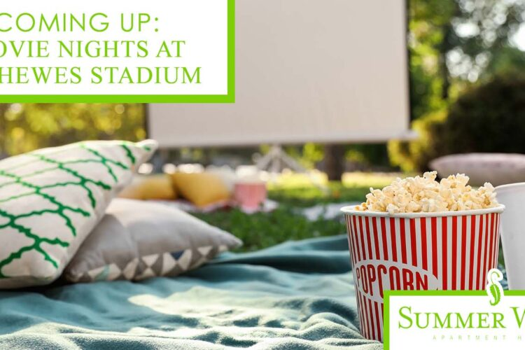 Coming Up: Movie Nights at Rip Hewes Stadium
