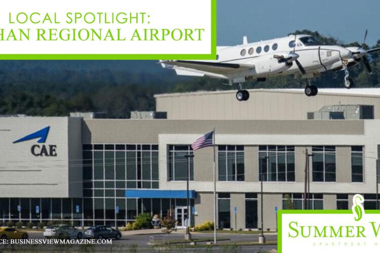 Local Spotlight: Dothan Regional Airport