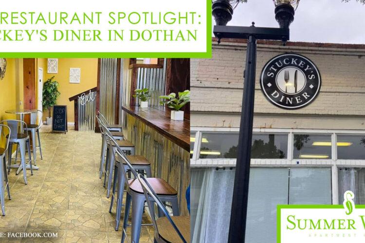 New Restaurant Spotlight: Stuckey's Diner in Dothan