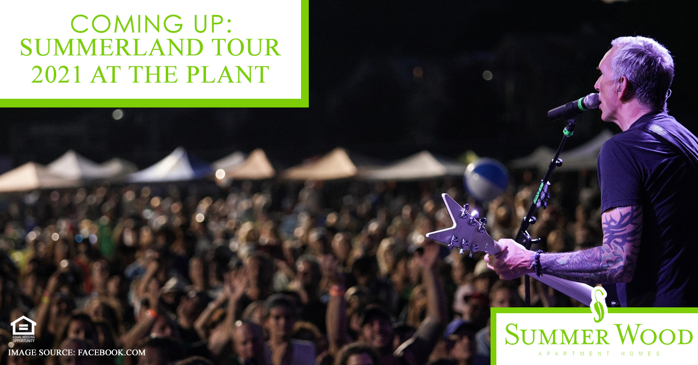 Coming Up: Summerland Tour 2021 at The Plant