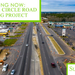 Ross Clark Circle Road Widening Project